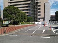 さいたま市役所駐車場
